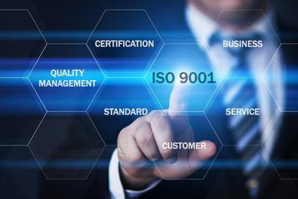 ISO 9001 BOORST
